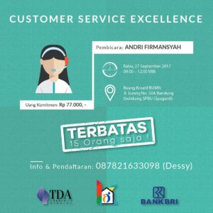 [FREE SHARING SESSION] Customer Service Excellence