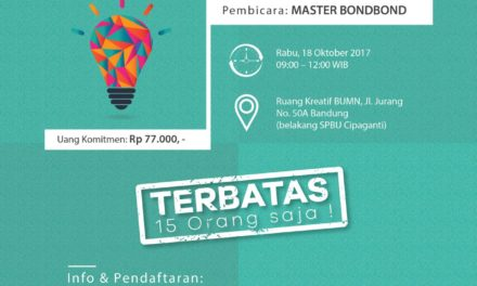 Rabu Workshop – [CREATIVE MARKETING]