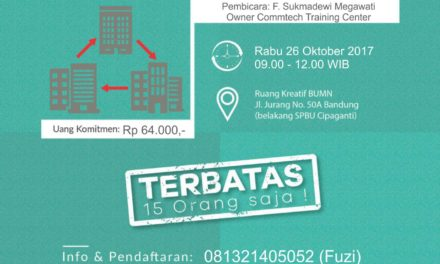 RABU WORKSHOP – STRATEGI MARKETING B2B